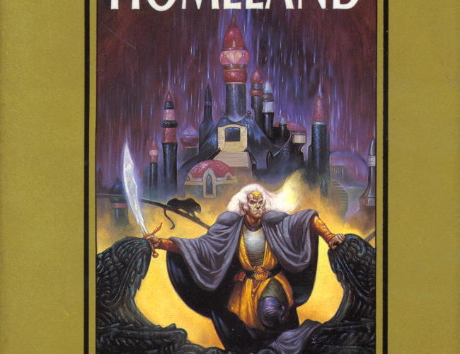 Homeland – Let's Read TSR!
