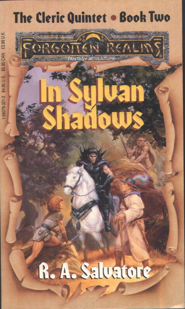In Sylvan Shadows – Let's Read TSR!